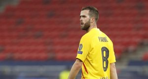 Miralem Pjanic frustrated due to lack of playing time