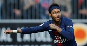 Neymar frustrated to miss PSG-Barcelona tie