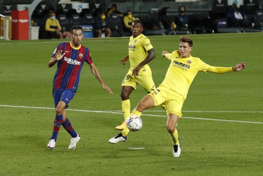 Pau Torres would be perfect for Barcelona claims Cazorla