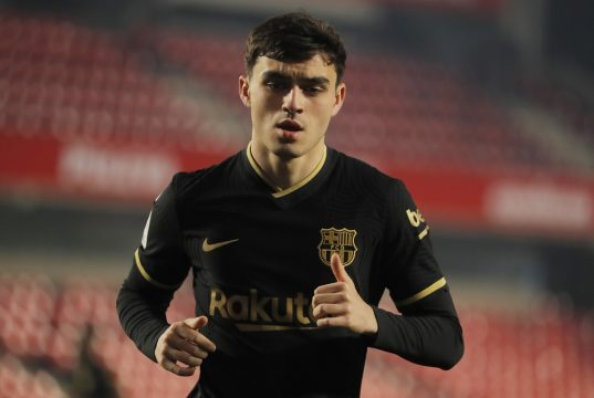 Barcelona could end up paying a hefty amount for Pedri
