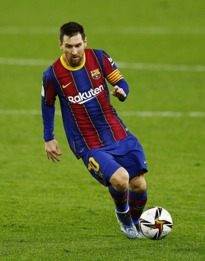 Inter can't rule out Messi switch