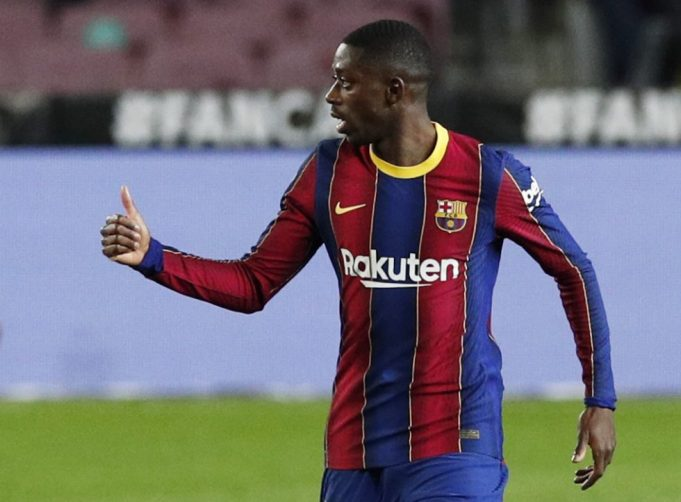 Ousmane Dembele Earns Praise From National Team Boss - 'On The Right Track'