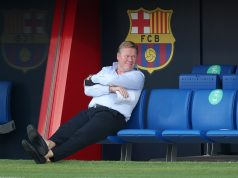 Ronald Koeman praised by Barca legend