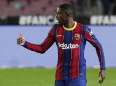 Ousmane Dembele Feeling Optimistic About Barcelona Future