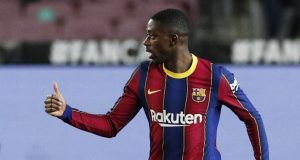 Ousmane Dembele Feeling Optimistic About Barcelona Future
