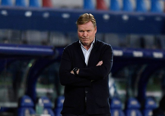 Barcelona would struggle without Lionel Messi claims Koeman