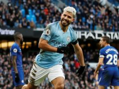 Former Man City defender wants Aguero at Barcelona