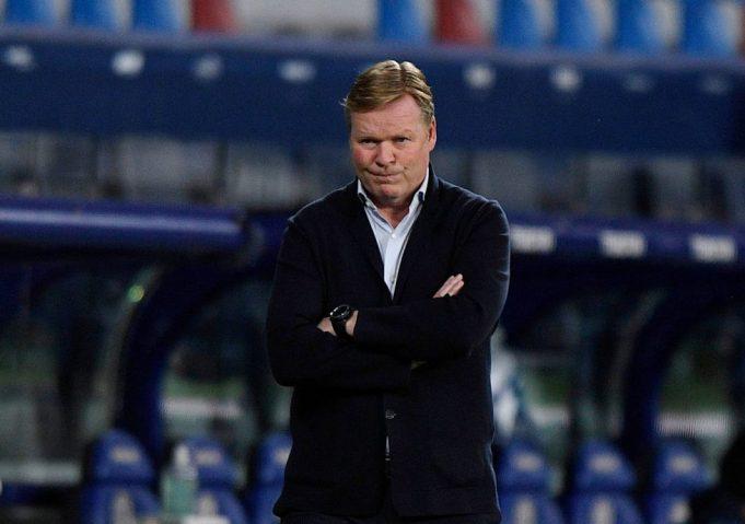Frenkie De Jong Wants Barcelona To Continue With Koeman