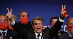 Joan Laporta Sets Out Immediate Need To Make Changes After La Liga Defeat