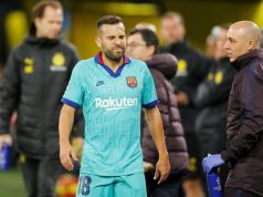 Jordi Alba - Barcelona Players Must Accept Responsibility For Poor Season