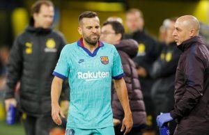 Jordi Alba - Barcelona Players Must Accept Responsibility For Poor Season