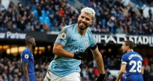 Kun Aguero Close To Agreeing On Free Move To Barcelona