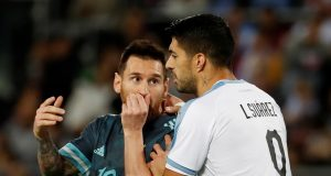 Luis Suarez wants Messi to end his career at Camp Nou