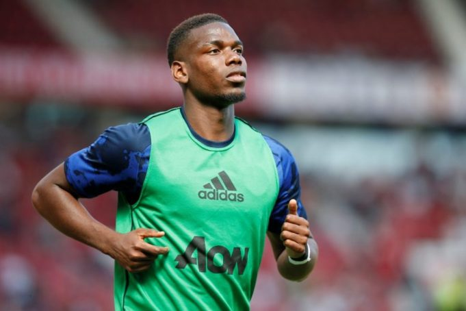 Paul Pogba Told To Leave Manchester United For Barcelona