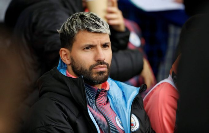 Sergio Aguero Will Finalise Barcelona Move After CL Final