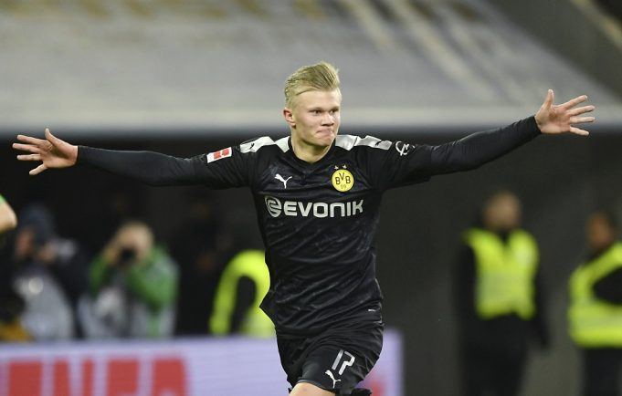 Barcelona Priced Out Of Deal For €180 Erling Haaland