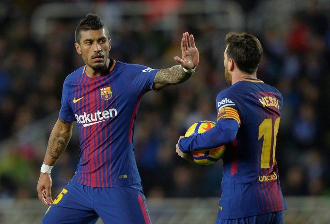 Former Barca player Paulinho wants to return to Camp Nou