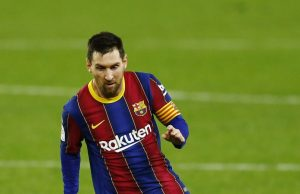 Joan Laporta Confident That Messi Will Remain At Barcelona