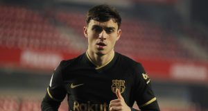 Pedri Happy To Get To Know Eric Garcia While Playing For Spain