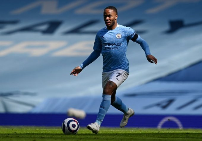 Raheem Sterling gives an update on his future amid Barcelona links