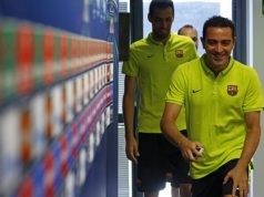 Xavi admits he is ready to coach Barcelona