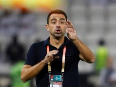 Xavi identifies the player he wants to sign as Barcelona manager
