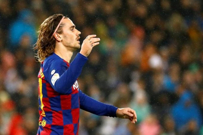 Ronald Koeman Openly Admits Griezmann Might Leave Barcelona