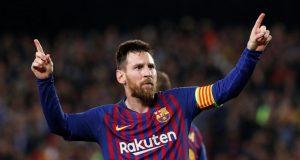Club President Joan Laporta explains reason for Messi's departure
