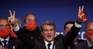 Joan Laporta unhappy with Ilaix Moraba contract situation