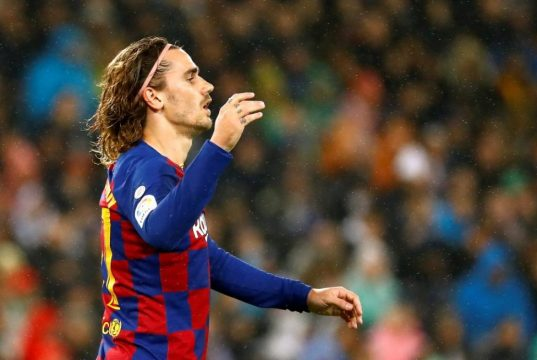 Juventus told to replace Ronaldo with Griezmann