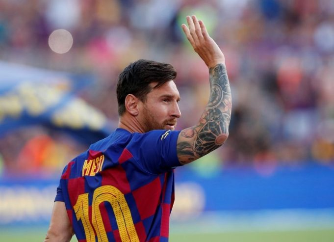 OFFICIAL: Lionel Messi seals PSG move after leaving Barcelona