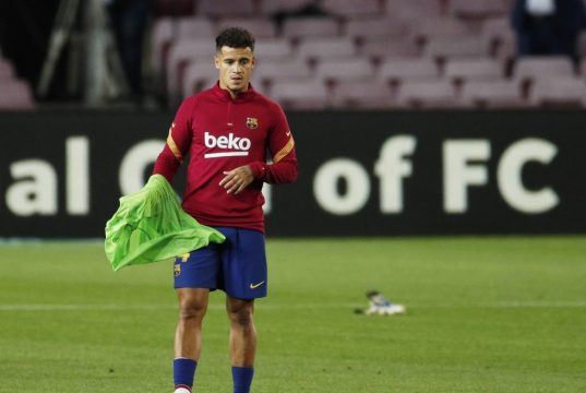 Philippe Coutinho could be used as a swap deal to sign Arsenal striker