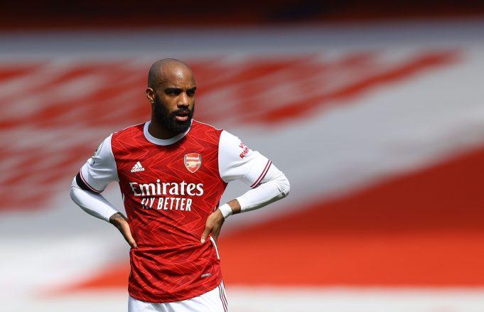 Barcelona interested in signing Arsenal forward Alexandre Lacazette