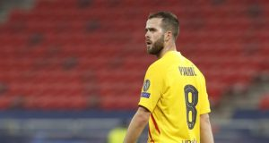Miralem Pjanic launches attack on Koeman after Barcelona exit