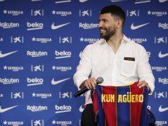 Aguero delight with Barcelona debut came in winning cause