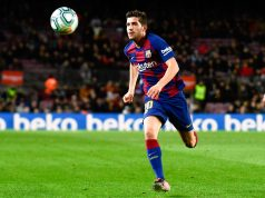 Barcelona are confident securing Sergi Roberto to a new deal