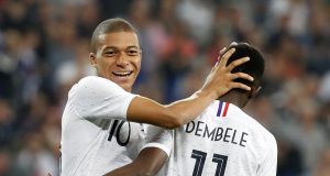 Barcelona chose to sign Dembele instead of Mbappe in 2017