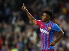 OFFICIAL: Ansu Fati signs a long-term contract with Barcelona